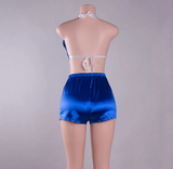 SATIN SHORTS SET 20% OFF RIGHT NOW !