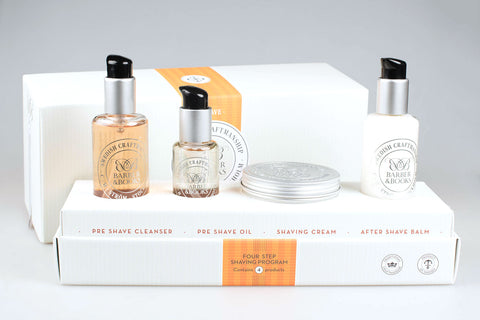 Barber & Books Gift Box