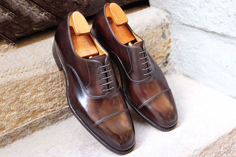 Carlos Santos Coimbra Dress Shoes