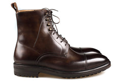 Carlos Santos Jumper Boot in Coimbra Patina