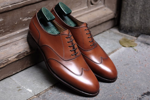 Carlos Santos Austerity Brogue
