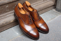 Carlos Santos Algarve Semi Brogue