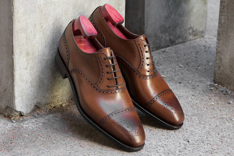Carmina Semi Brogue