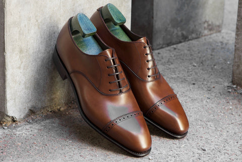 Carmina Modern Classic in Brown