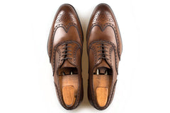 Carmina Autumn Brogue