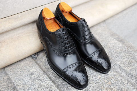 Enzo Bonafé Old World Oxford