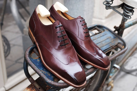 Enzo Bonafé Etrusco Austerity Brogue
