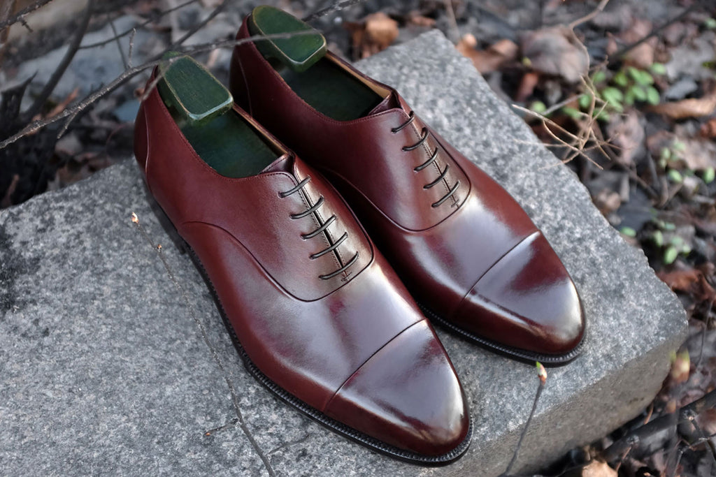 Enzo Bonafé Etrusco Dress Shoe