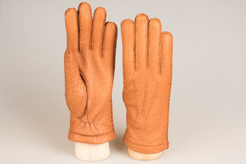 Hestra Cashmere Lined Glove - Cork Peccary