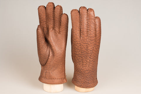 Hestra Cashmere Lined Glove - Siena Peccary