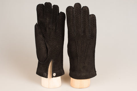 Hestra Unlined Glove - Black Carpincho