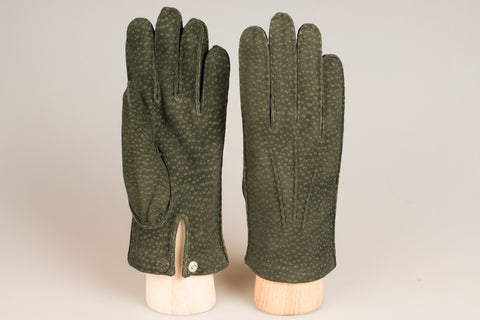 Hestra Unlined Glove - Forest Carpincho