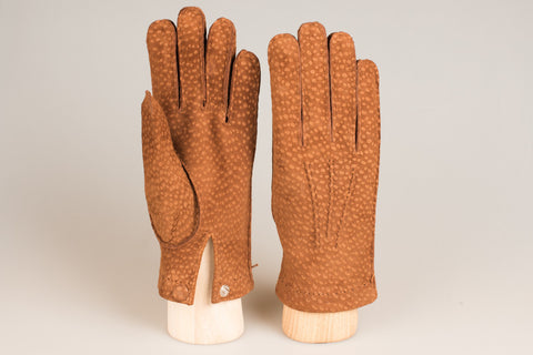 Hestra Unlined Glove - Siena Carpincho