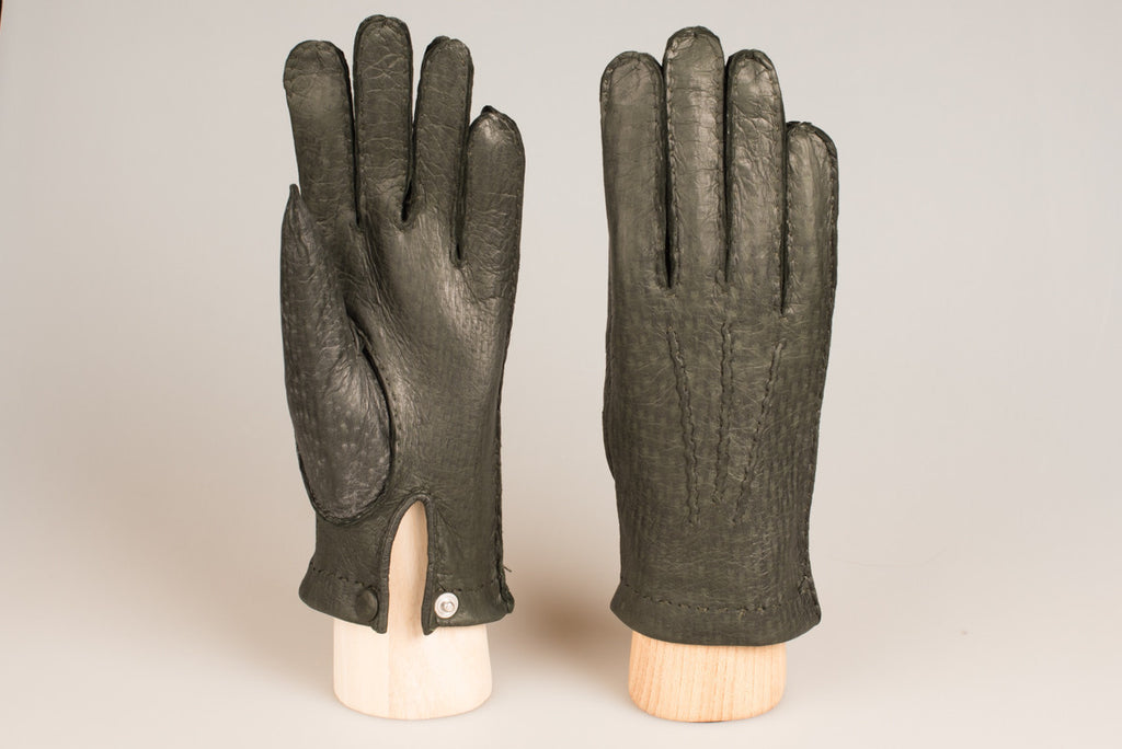 Hestra Unlined Glove - Forest Peccary