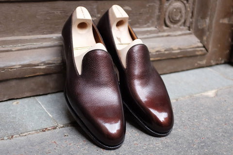 Saint Crispin's Bronze Loafer