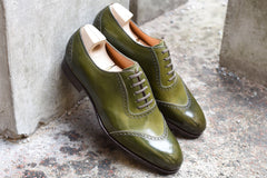 Saint Crispin's Forest Green U-Wing