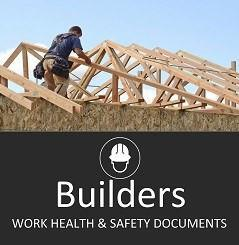 Builders SWMS & Site Safety Documents
