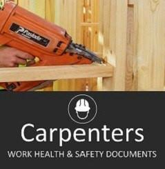 Carpenters SWMS & Site Safety Documents