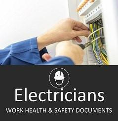 Electrical SWMS & Site Safety Documents