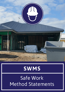 Safe Work Method Statements - SWMS