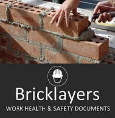 Bricklaying Blocklaying SWMS & Safety Docs