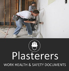 Plastering (plasterboard) SWMS & Safety Docs