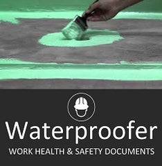 Waterproofing SWMS & Safety Docs