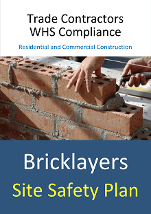 Site Safety Plan - Bricklayers - Construction Safety Wise
