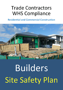 Site Safety Plan - Builders - Construction Safety Wise