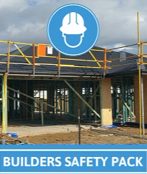 Builders Safety Pack - Construction Safety Wise