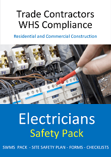 Electricians Safety Pack - Construction Safety Wise