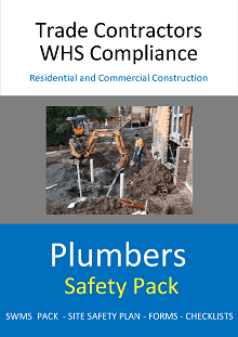 Plumbers Safety Pack - Construction Safety Wise