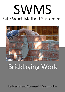 Bricklaying SWMS - Construction Safety Wise