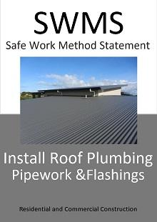Install Roof & Vent Pipe Flashing's