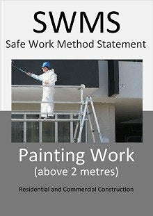 Painting Work (above 2m) SWMS - Construction Safety Wise