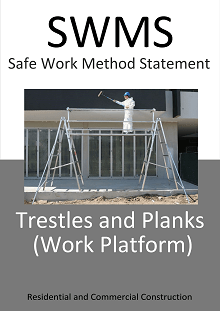 Trestles (Painters) SWMS - Construction Safety Wise