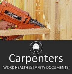 Carpenters SWMS Site Safety Documents