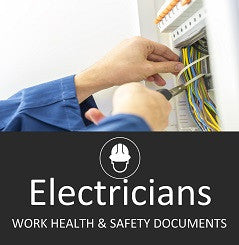 Electrical SWMS Site Safety Documents