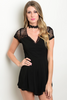 """ALL ABOUT ME ""ROMPER IN BLACK - voguish girl"