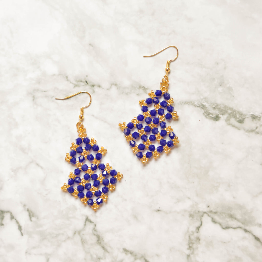 Beaded Earrings #5