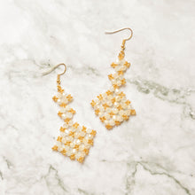 Load image into Gallery viewer, Beaded Earrings #6