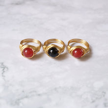 Load image into Gallery viewer, Ember Ring Set (8mm)