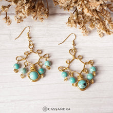 Load image into Gallery viewer, Lana Turquoise Earrings