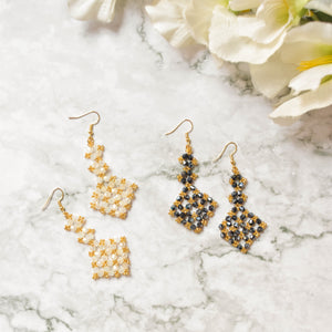 Beaded Earrings #6