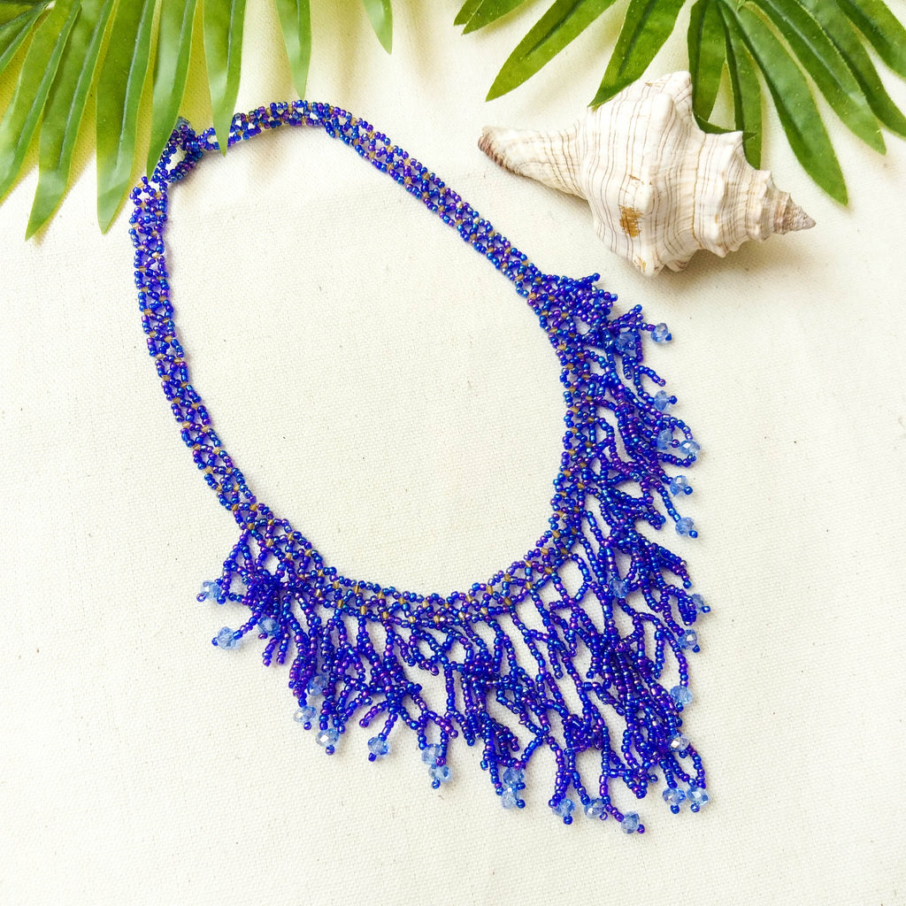 Pacific Beaded Necklace