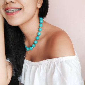 Classic Turquoise Necklace
