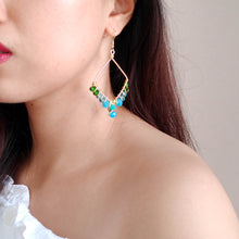Load image into Gallery viewer, Breeze Wire Earrings