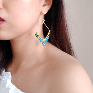 Breeze Wire Earrings