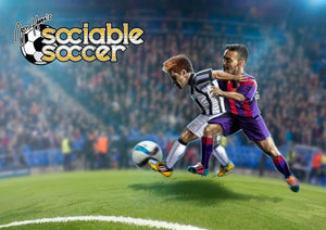 Jon Hare on all things Sociable Soccer