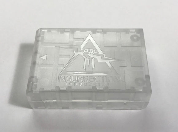 Clear CARBY Replacement Shell - Games Connection